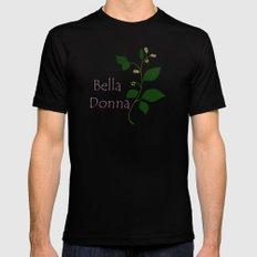 Bella Donna Mens Fitted Tee MEDIUM Black