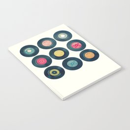 Vinyl Collection Notebook