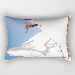 Zermatt, Valais, Switzerland Rectangular Pillow