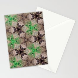Mix of Mutated Patterns Var. 6 Stationery Cards