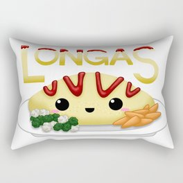 Longas Rectangular Pillow