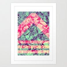 ⋚⋚ Art Print