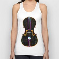 cello Tank Tops featuring Cello by J.Lauren