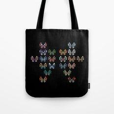 Vivillon Tote Bag