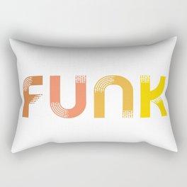 FUNK Rectangular Pillow