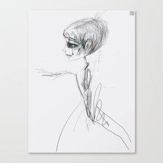 sofisofea Canvas Print