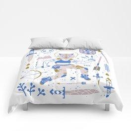 The Warrior Comforters