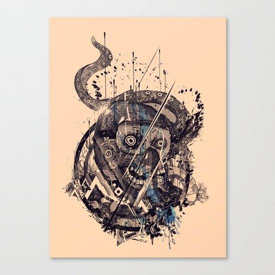 Mayday-Mayday-Mayday Canvas Print