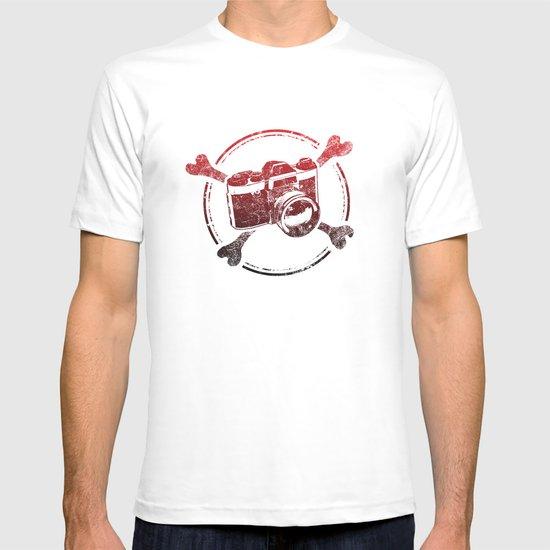 Photography is Badass T-shirt