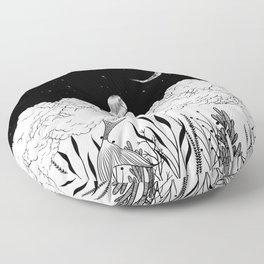 Moon River Floor Pillow