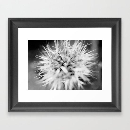 natural perfection Framed Art Print