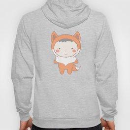 Cute Fox Kid Hoody