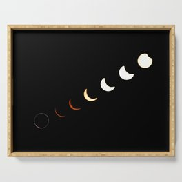 Eclipse Phases Serving Tray