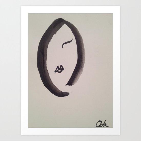 Japa Art Print