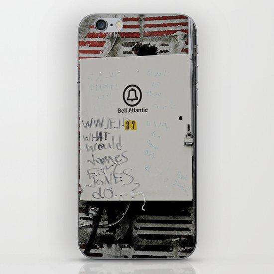 WWJEJD? iPhone & iPod Skin