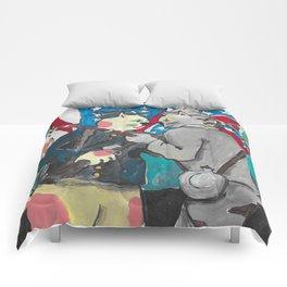 South Carolina Cats Comforters