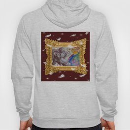 Barocco cocco choco - Variations on the theme of the Baroque Hoody
