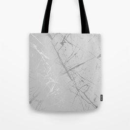 Silver Splatter 089 Tote Bag