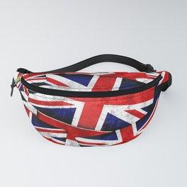 Union Jack British England UK Flag Fanny Pack