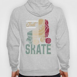 Just Skate | Retro Roller Skating Hoody