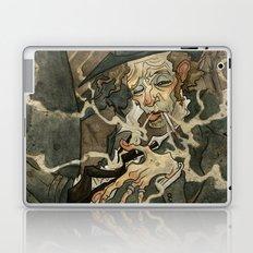 Waits Laptop & iPad Skin