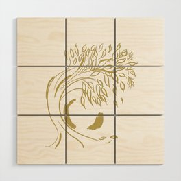 Willow Wood Wall Art