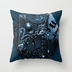 The Polyhedral of many universes  Throw Pillow