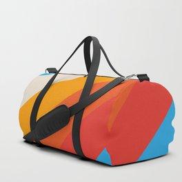 Classic Retro Gefjun Duffle Bag