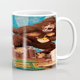 Milwaukee vs. the Super Ape Coffee Mug