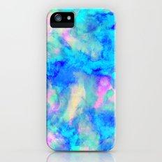 Electrify Ice Blue Slim Case iPhone (5, 5s)