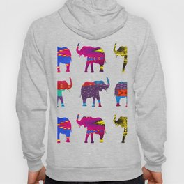 Funk Elephants Hoody
