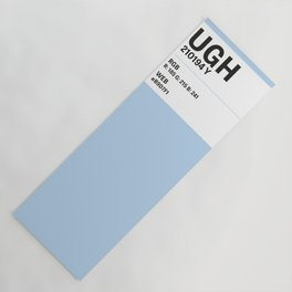 Ugh - Colour Card Yoga Mat