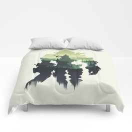 Shadow of the Colossus Comforters