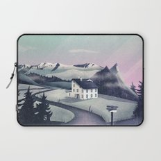 Alpine Island Laptop Sleeve