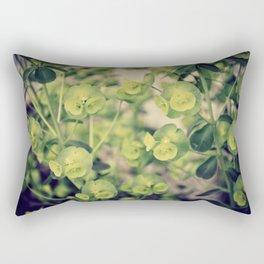 timely Rectangular Pillow