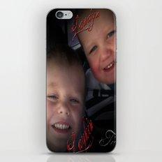 LANDYN LAYKIN iPhone & iPod Skin