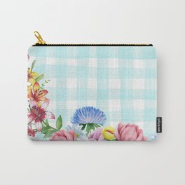 Fabulous Flowers Carry-All Pouch