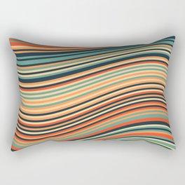 Calm Summer Sea Rectangular Pillow