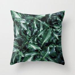 Ivy 01 Throw Pillow