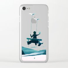 Lucky You Clear iPhone Case