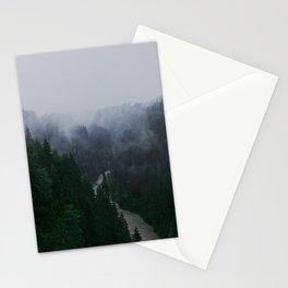 Bavarian Fog Stationery Cards