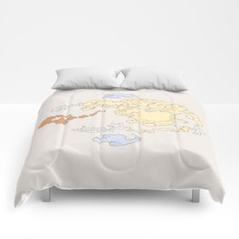 The Lay of the Land Comforters