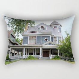 Old West End Blue 2 Rectangular Pillow