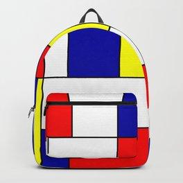 Mondrian #38 Backpack