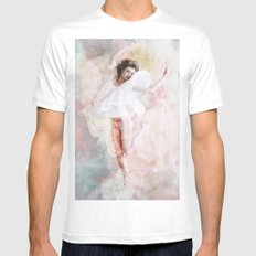 Float Mens Fitted Tee MEDIUM White