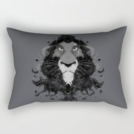 Scar Ink Rectangular Pillow