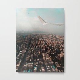 Mumbai City Metal Print