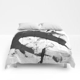 B + W Strokes 6 Comforters