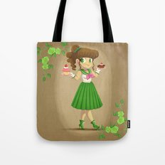 Retro Sailor Jupiter Tote Bag