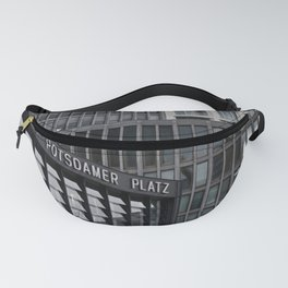 Urban Textures Fanny Pack